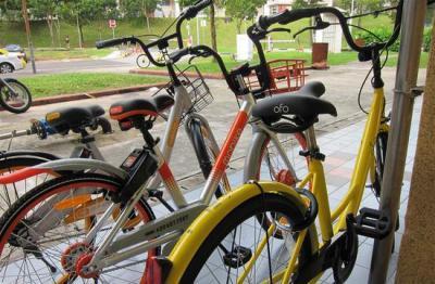 摩拜英国投放单车数量是ofo投放的50倍