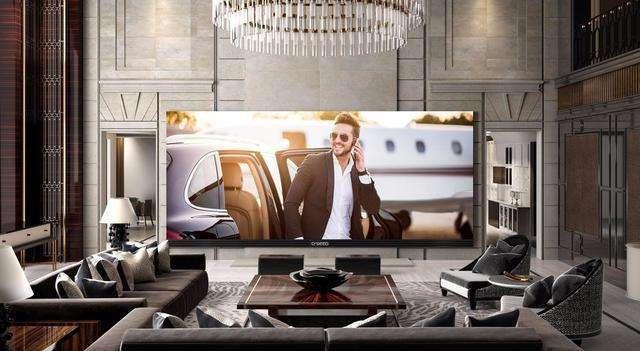 美国造出全世界最大电视: 1600斤重 能换一套北京两居室