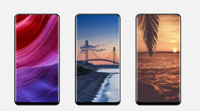 小米即将发布2款新机,你要全面屏还是曲面屏?