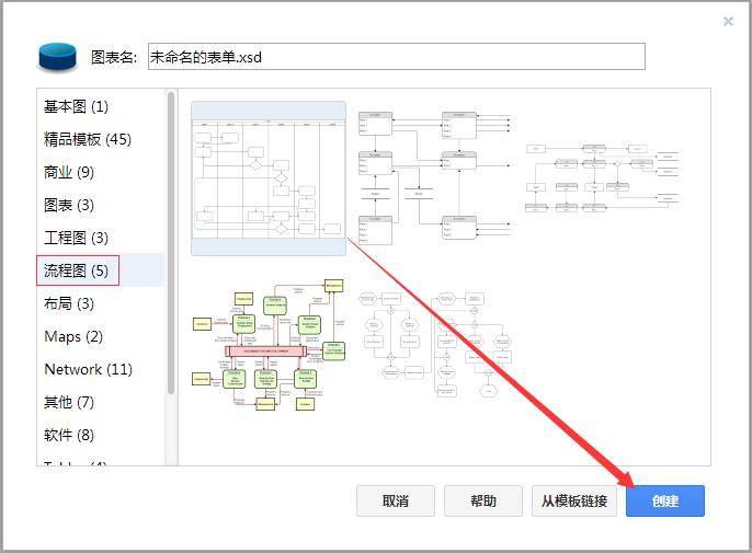 在线制作流程图该使用什么软件