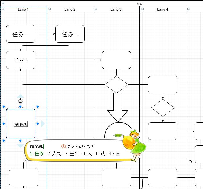 如何快速画好一个流程图