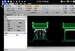 PDF转CAD转换器快捷、迅速的操作(