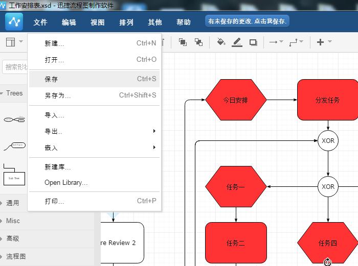 使用流程图软件绘制思维导图的技巧