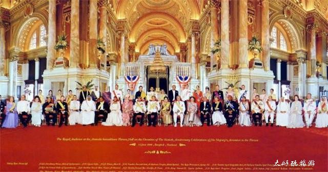 阿兰达,极致奢华的皇家博物馆——泰国六日游之第2天