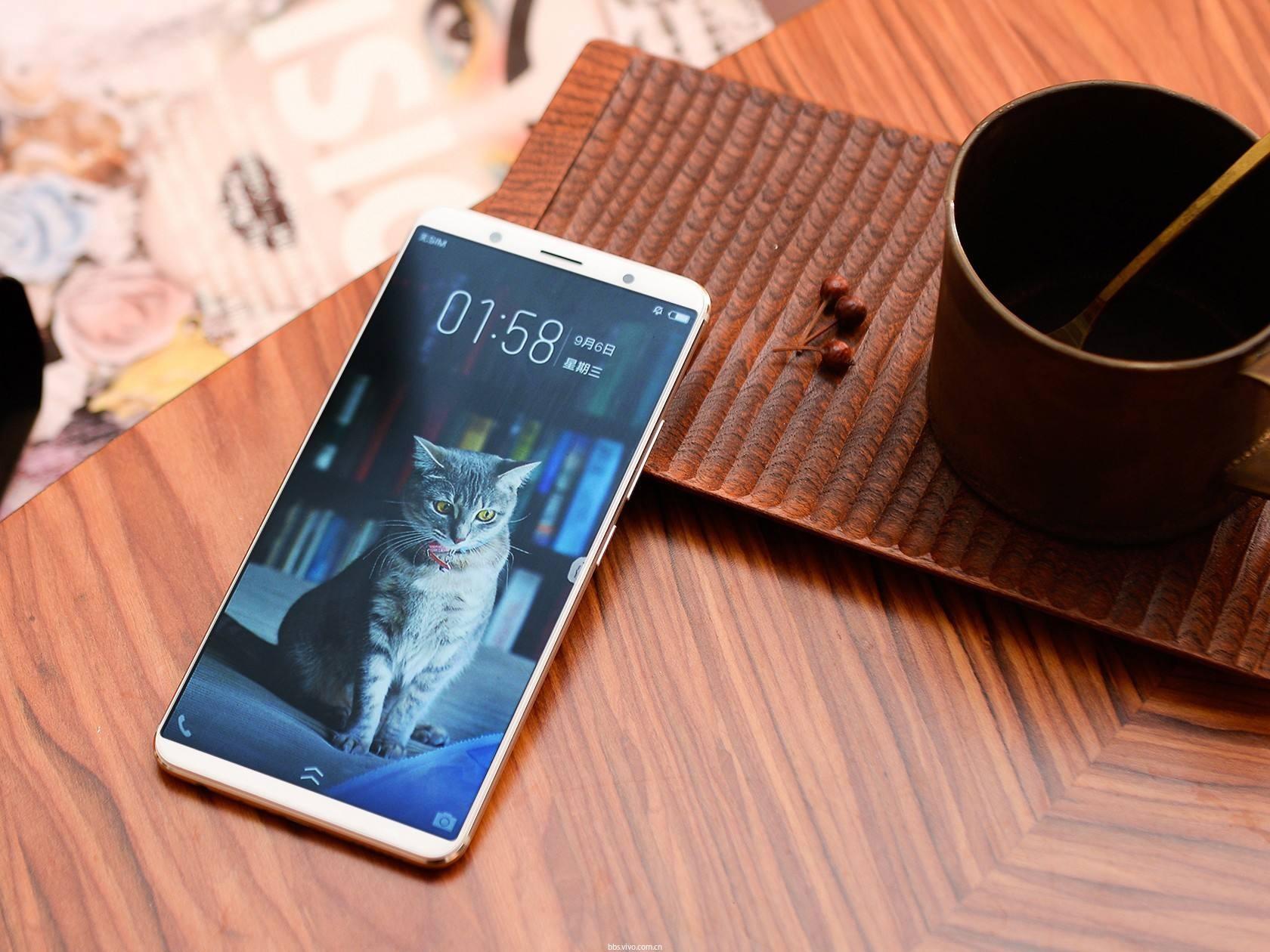 vivo X20发布,全面屏不是重点,可以定制专属手机!