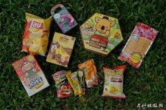 泰国不可错过的八种零食