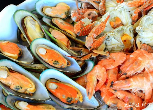 普吉岛王权免税店kingpower全岛免费接送免费海鲜自助餐