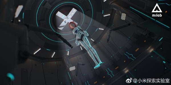 """小米AI虚拟形象""""小爱同学""""发布:高颜值人工智能助手"""