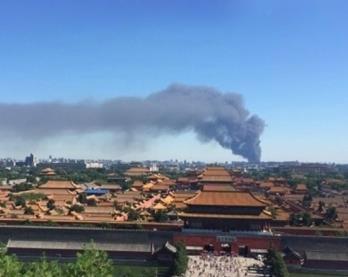 北京大红门着火灵异事件的内幕!