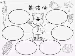 画思维导图的简单方法