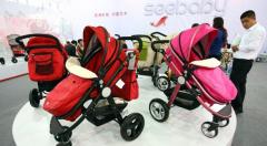 母婴店竟然免费送婴儿车