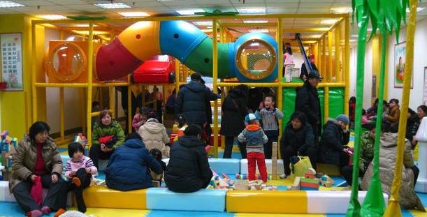免费儿童乐园不亏反赚的套路