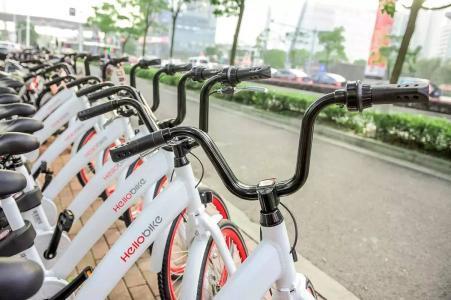 哈罗单车悄然现身北京,在等机会和摩拜、ofo正面怼!