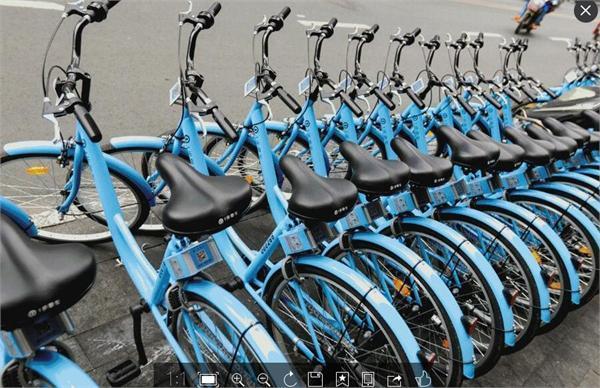 """南京共享单车死城之谜:近万单车堆放荒草丛中 各车企面临""""上牌""""考验?"""