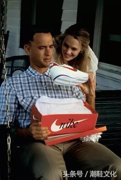耐克阿甘鞋和阿甘正传有什么关系?