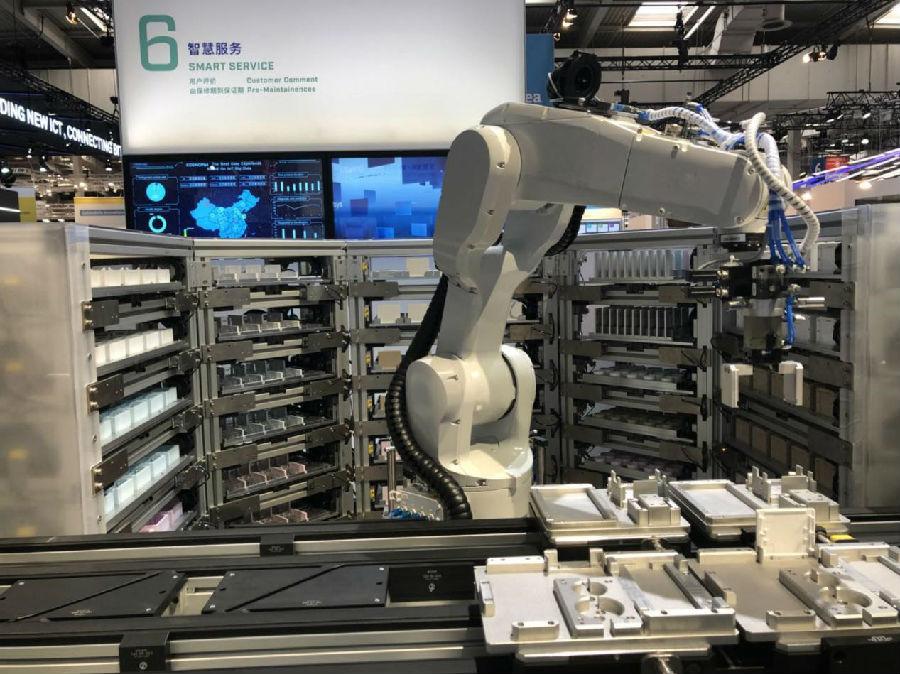 """海尔COSMOPlat树全球智造标杆,为网络强国打造""""中国芯"""""""