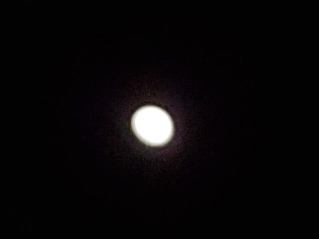 怎么拍月亮更清晰(手机拍月亮参数) 网络快讯 第2张
