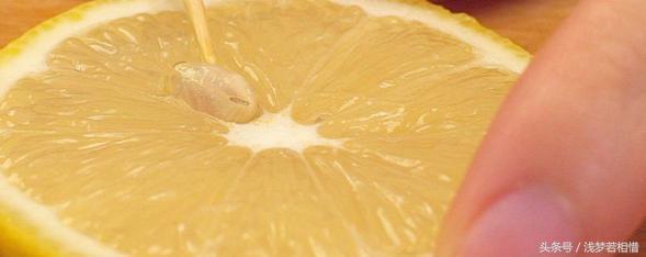 柠檬水的正确泡法美白减肥(掌握小窍门才能喝到正宗的柠檬水) 网络快讯 第1张