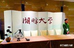 宗宁:马云办湖畔大学的真实目的
