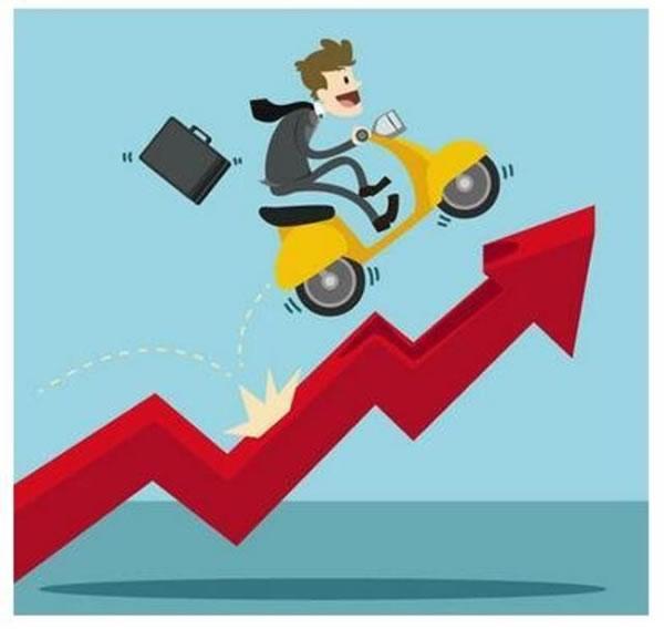 为自己投资,抢先一步,快人百步