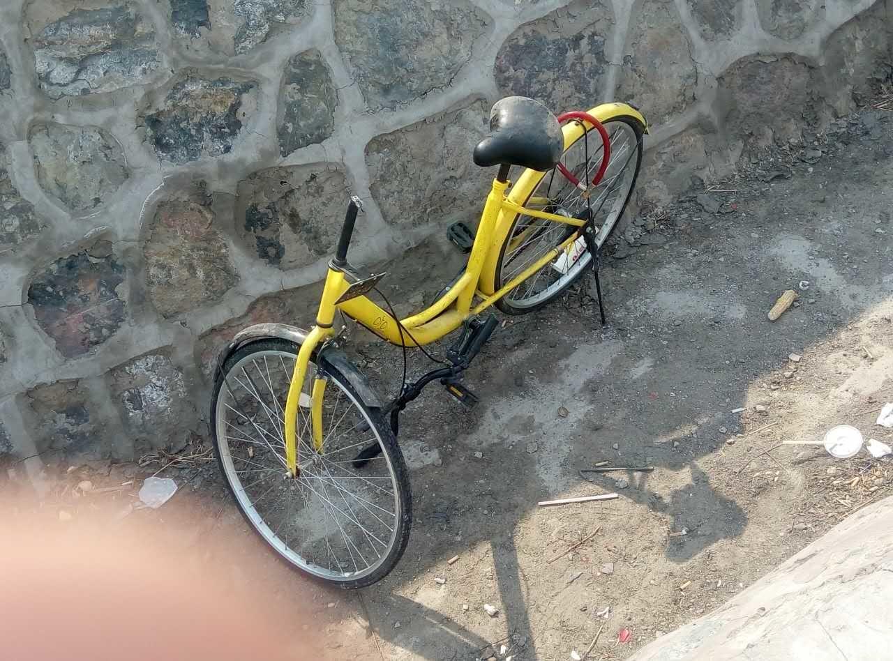 我见过最惨的共享单车,就是ofo小黄车!