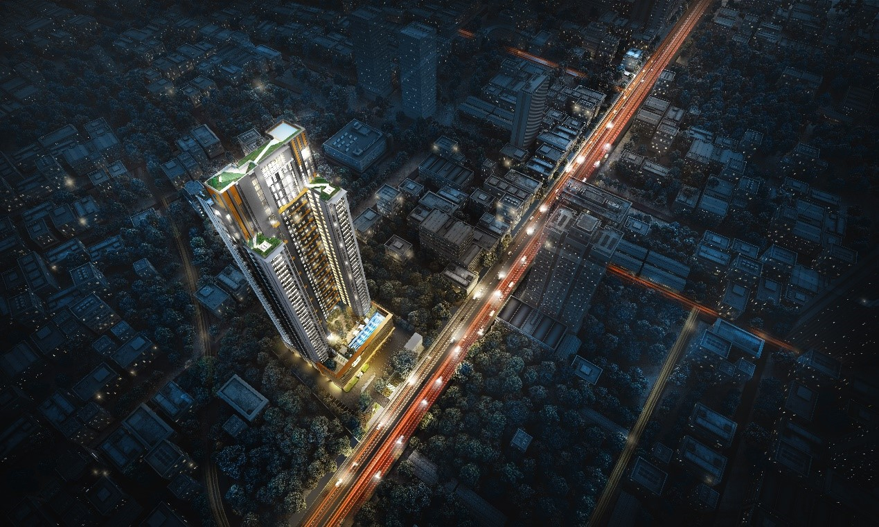 cekkamai睿府888,泰国曼谷地产富人投资首选