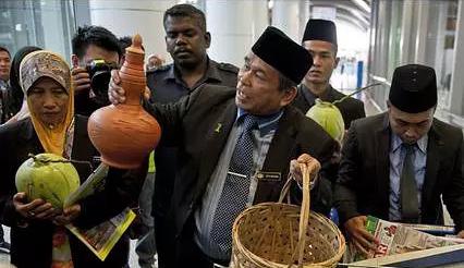 马航巫师伊布拉欣马今(IbrahimMatZin)利用灵异力量寻找马航MH370!