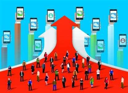 利用个人微信名片巧妙实现微信社群推广,日被动添加200人的效果
