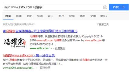 网站site:domain:inurl:分别是什么意思,如何更好的运用!