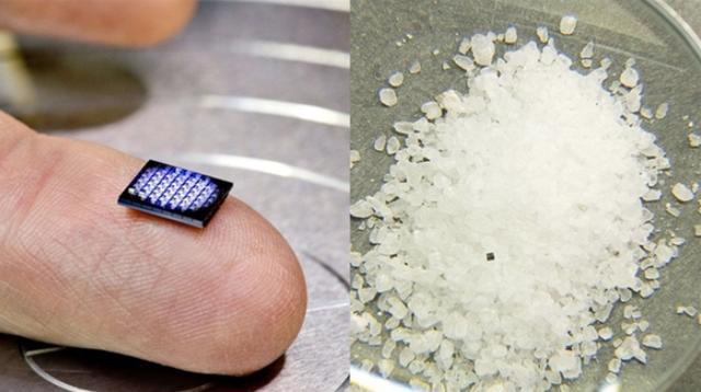 世界最小电脑发布:大小仅1毫米,却可以运行《毁灭战士》