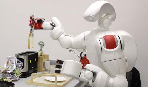 家务机器人向我们走来,以后再也不用为家务事而烦恼了