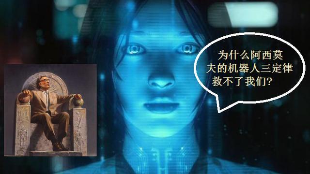 阿西莫夫三大定律是指哪三大定律,机器人三大定律底线何在!!