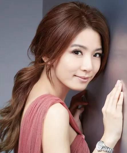 台湾美女排行榜,林志玲才排第八?