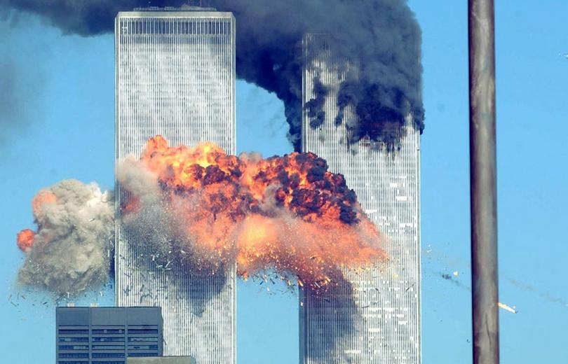 911图片你知道有多么恐怖吗,911事件还原真相!