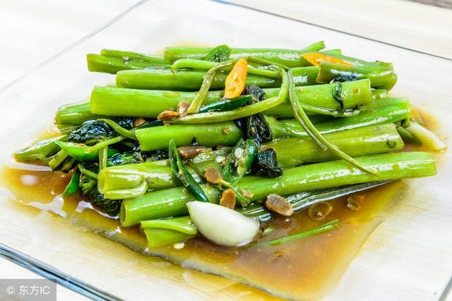 空心菜叶子能吃吗,什么样的人千万不能吃空心菜?
