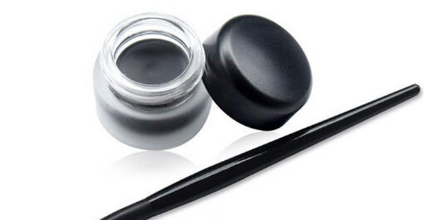 眼线膏干了怎么办?眼线膏的画法步骤图