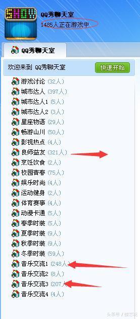 qq秀聊天室引流的方法(QQ秀聊天室日引1000IP)