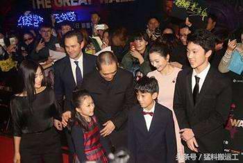 陈婷和张艺谋有几个孩子(张艺谋7个孩子关系图)