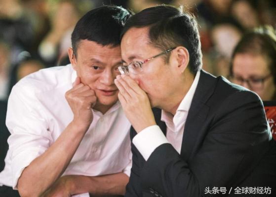 马云接班人是谁,张勇简历揭秘!