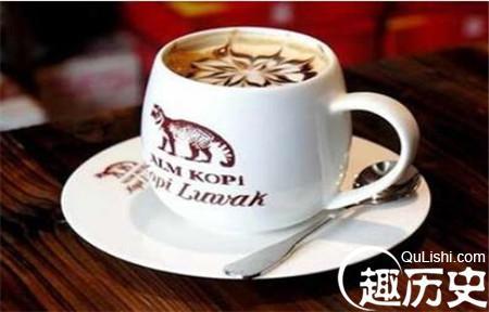 猫屎咖啡的由来,带你了解猫屎咖啡真的是猫屎吗?