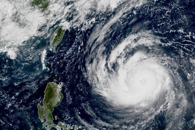 台风路径实时发布系统-第1张图片