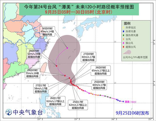 台风路径实时发布系统-第2张图片