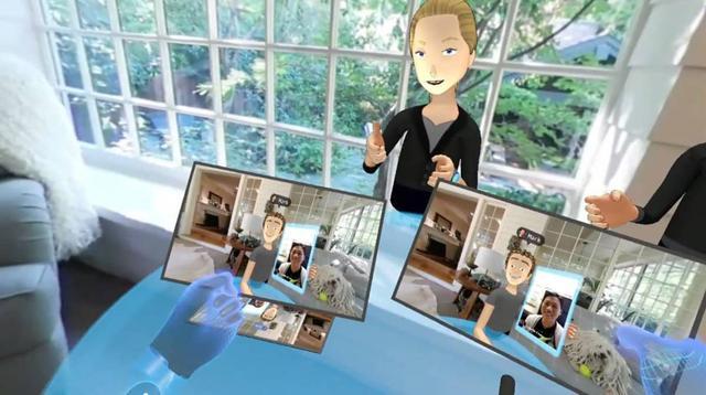 腾讯将研发的VR微信,会不会是虚拟现实的QQ空间