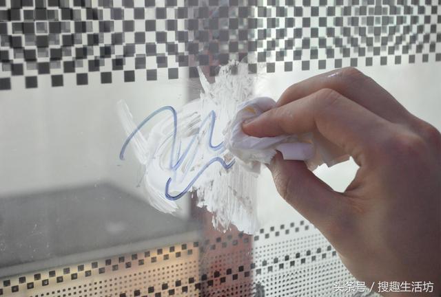 怎么去除记号笔的痕迹?只需涂点它擦一擦,立马干净如初