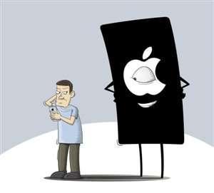 """苹果承认手机留""""后门"""" 将受法律制裁"""