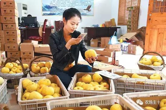 借力微商,如何把自己的农产品卖成畅销品?