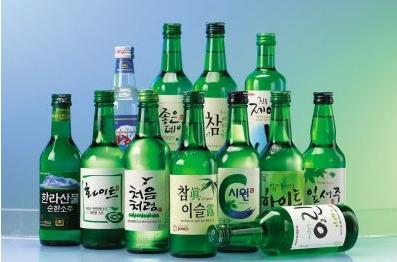 韩国烧酒多少度?酒精度数高吗?