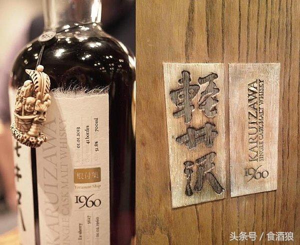 世界上最贵的威士忌值多少钱?!