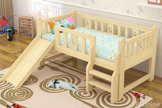 儿童滑梯床的特点 儿童滑梯床价格