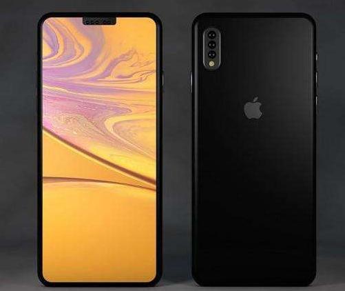 2019年iphone或迎大变,开孔屏+屏幕指纹,改用type-c接口